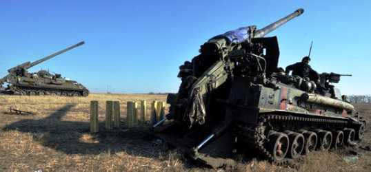 Цель карателей в Донбассе