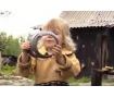 Зайцево сегодня - маленькая Рита самостоятельно определяет калибр снарядов