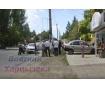 В Харцызске на «Черёмушках» произошло ДТП, есть пострадавшие - видео