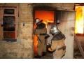 В Харцызске, на пожаре погиб мужчина