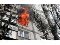 В Харцызске пожар унес жизнь человека