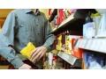 В одном из магазинов Харцызска подростки похитили продукты