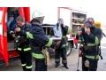 В Харцызске, в котельной по ул. Лазо произошел пожар. Пострадал мужчина